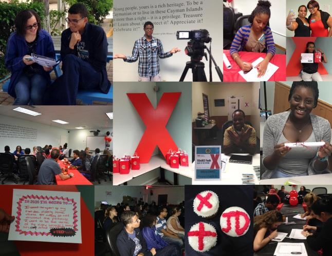 TEDxYouth Collage